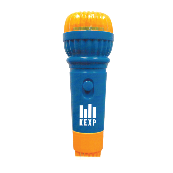 KEXP Kid's Echo Microphone
