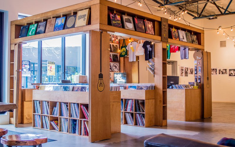 Your Guide To Record Store Day 2018 In Seattle