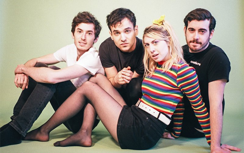 Song of the Day: Charly Bliss - Percolator