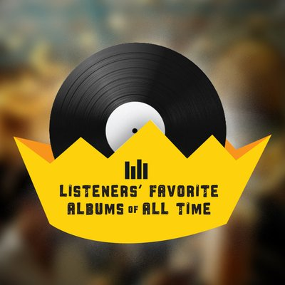 Listener Top All-Time Albums 2019