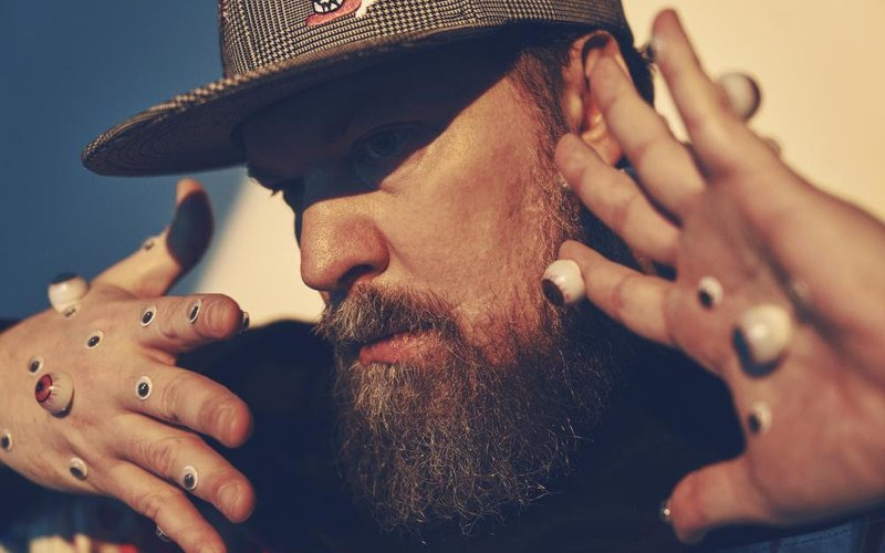 John Grant Escapes From the Present By Exploring His Past on New Album Boy From Michigan