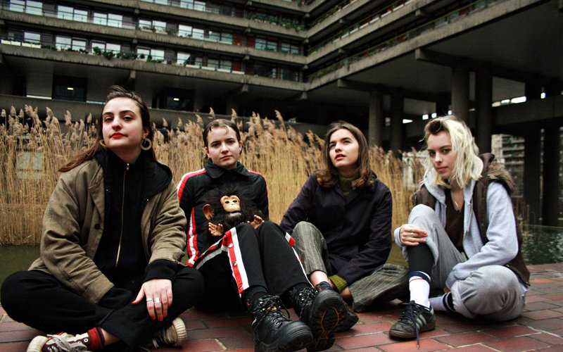 International Clash Day London Broadcast Preview: Goat Girl