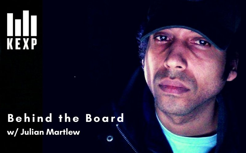 Behind the Board with Julian Martlew, KEXP Audio Engineer