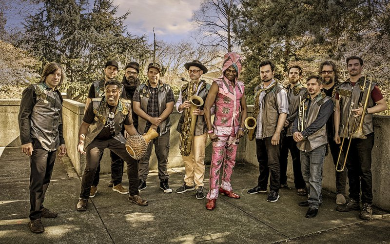 Live Review: Antibalas at Nectar Lounge (2/28)